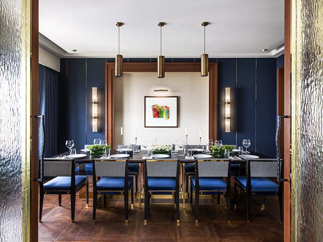 Le Meridien Seoul Presidential Suite - Dining Room