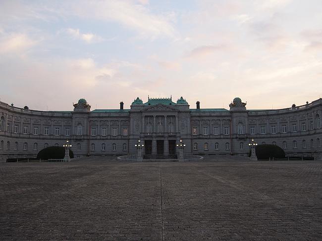 迎賓館赤坂離宮、特別参観