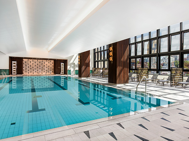 Le Méridien Seoul_Indoor Pool