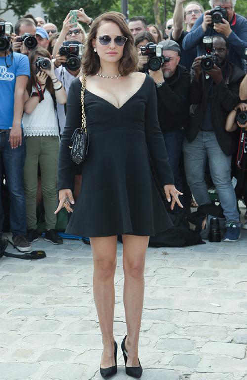Natalie Portman, Foxy Trotter