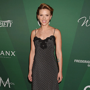 158309, BEVERLY HILLS, CA - OCTOBER 14: Scarlett Johansson arrives at the Variety's Power Of Women Luncheon 2016 at the Beverly Wilshire Four Seasons Hotel on October 14, 2016 in Beverly Hills, California. © Joe Sutter, PacificCoastNews. Los Angeles Office (PCN): +1 310.822.0419 UK Office (Photoshot): +44 (0) 20 7421 6000