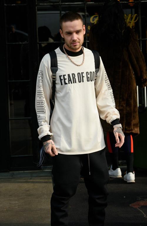 Liam Payne, Rita Ora, Fifty Shades, Fifty Shades Freed