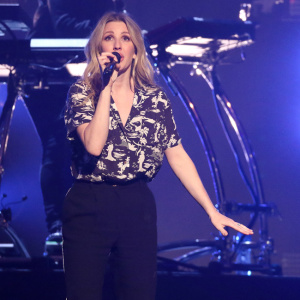 Ellie Goulding - gig at the Royal Albert Hall, for the charity Streets of London, Kensington Gore, London on Monday 11 December 2017