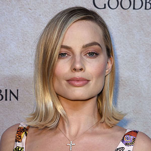 'Goodbye Christopher Robin' screening and reception at Astor Hall at the NY Public Library in New York.  Pictured: Margot Robbie Ref: SPL1599963  111017   Picture by: Derek Storm / Splash News  Splash News and Pictures Los Angeles:310-821-2666 New York:212-619-2666 London:870-934-2666 photodesk@splashnews.com