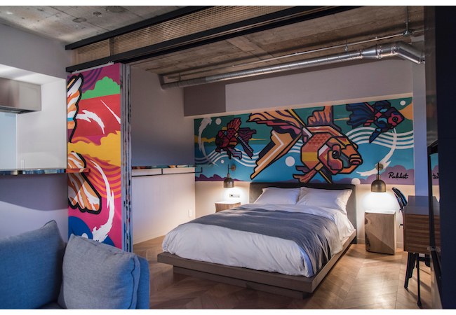 PORTAL POINT,アーティスト・イン・レジデンス,シェアオフィス,PORTAL Apartment & Art POINT