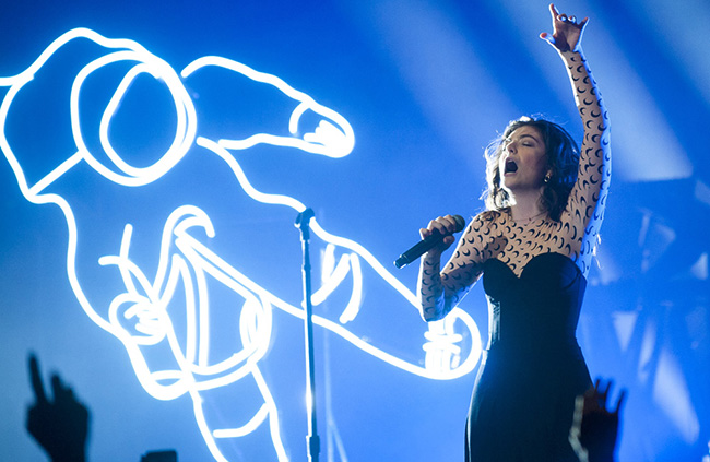 Lorde, CHARLI XCX, Vote in the VO5 NME Awards 2018