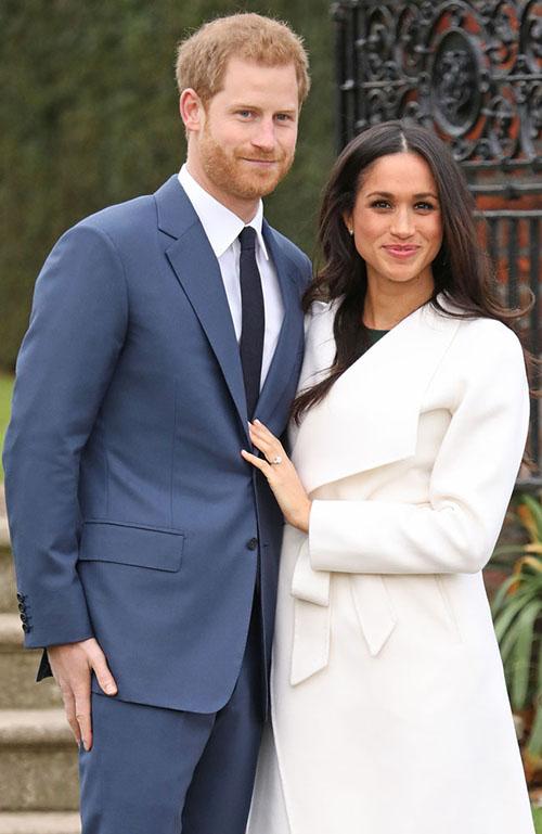 Prince Henry, UK, Meghan Markle