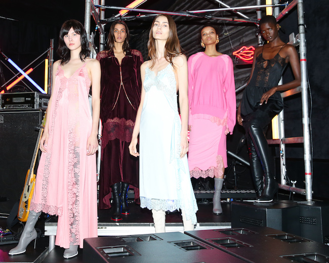 Stella McCartney Autumn 2018 Presentation