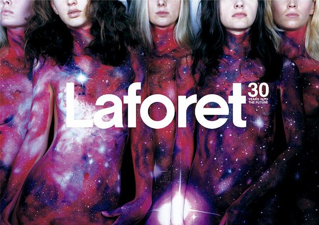 ラフォーレ原宿30周年広告(2008)