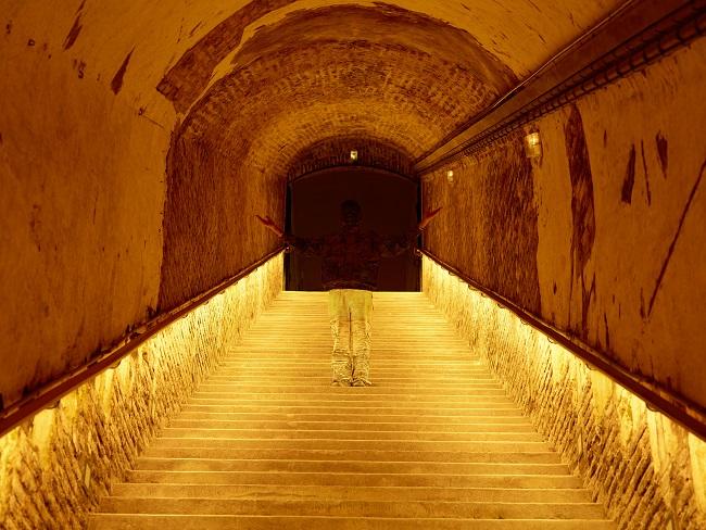 コラボ作品「Deep Underground」