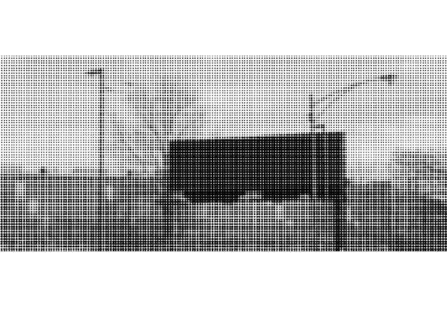 Virgil Abloh『a mere image』2018