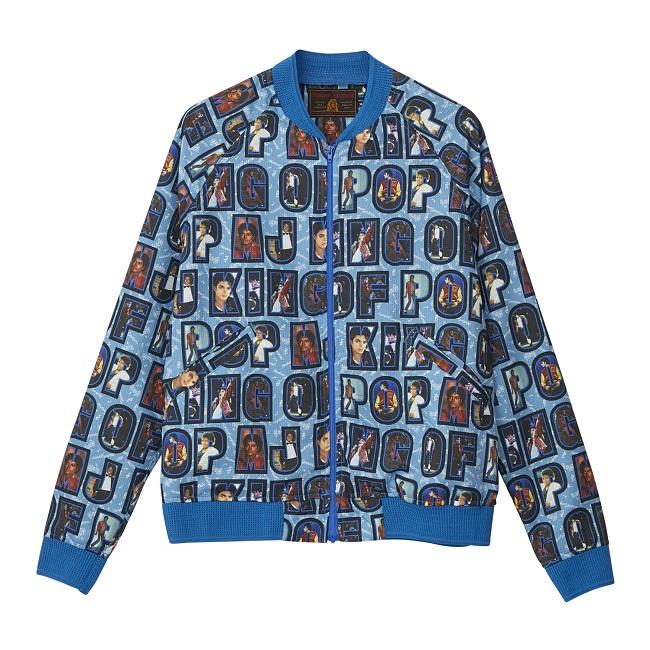ウィメンズ ジャケット(レッド、ブルー2色展開)¥26,000