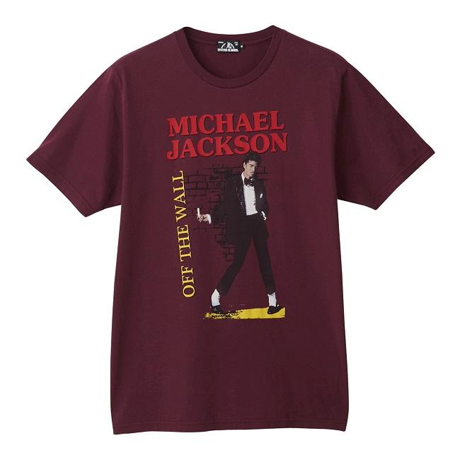 メンズ Tシャツ(パープル、ホワイト、ブラック3色展開)¥11,800