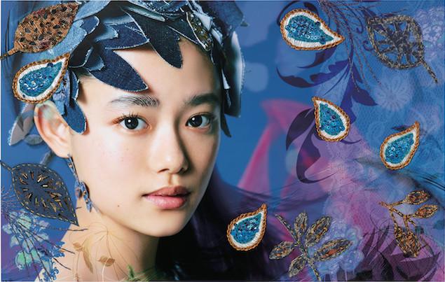 「美女採集」<杉咲花×ツバメ>©️AsamiKiyokawa