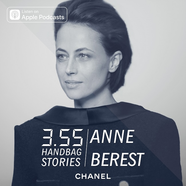 作家のアンヌ・ベレスト