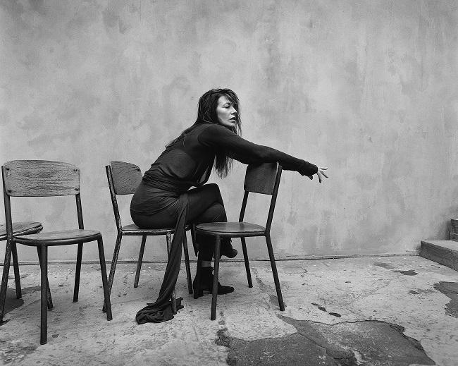 ケイト・バリーが撮影した母ジェーン・バーキン