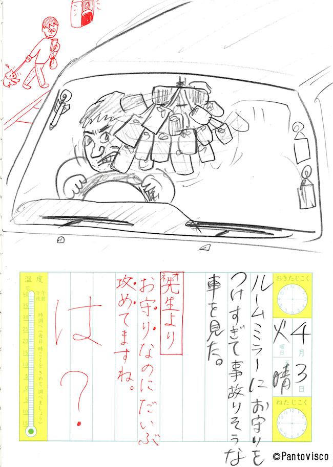 カオス絵日記