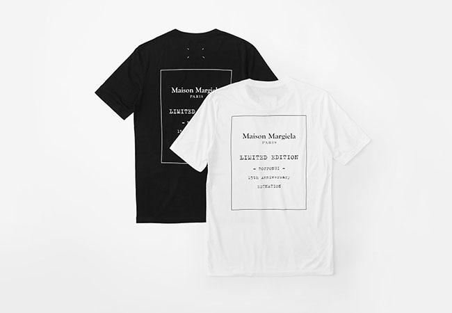 MAISON MARGIELA T-shirts ¥29,000