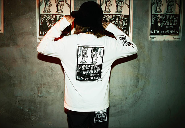 Chocomoo ベクター ロングスリーブ TEE ¥5,490