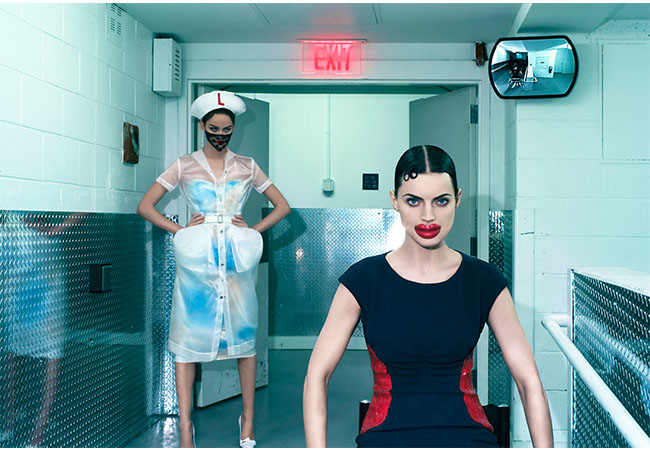 『Untitled』(2010) ©Steven Klein