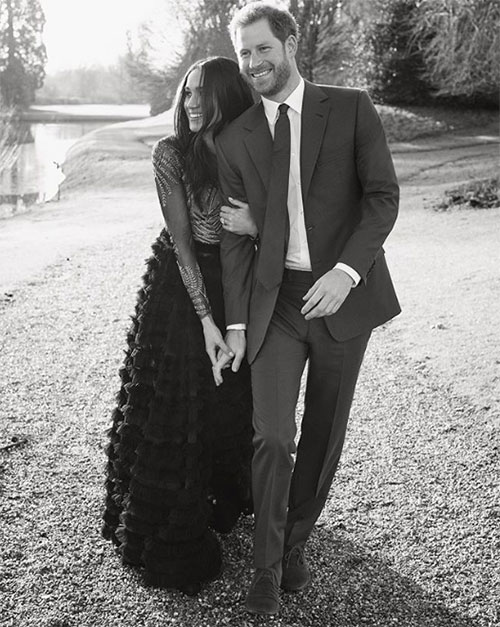 Instagram @kensingtonroyal