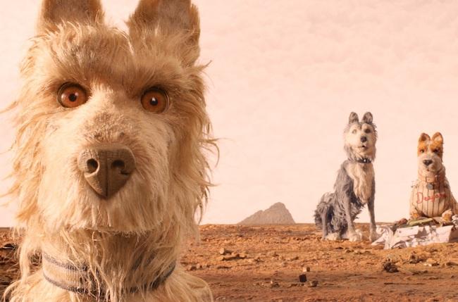 『犬ケ島』©2018 Twentieth Century Fox Film Corporation