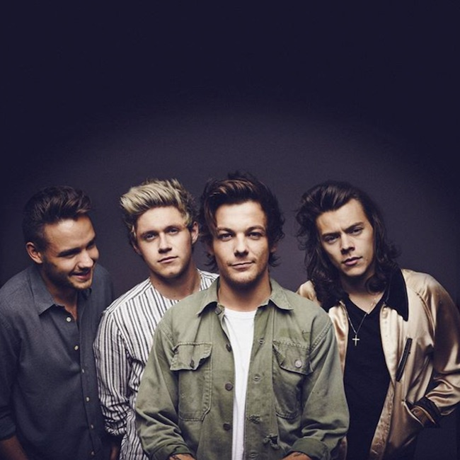 Instagram @onedirection
