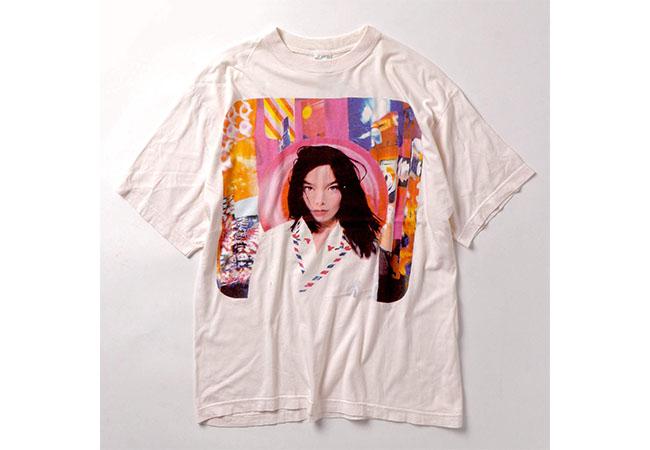Bjork「Post」T shirt