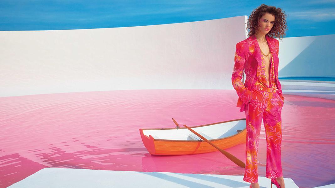 ファッションストーリー<br /> 「楽園に辿り着いて」