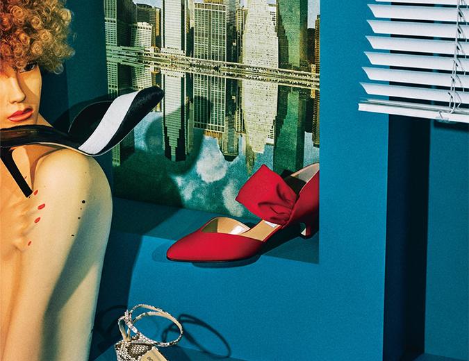 ファッショントピックス<br /> 「スマート&モダンな魅力で」