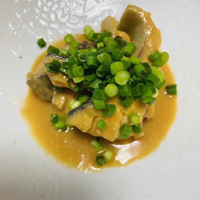 【連載】usagi bon ごはん vol.74 鯖のメープルシロップ味噌
