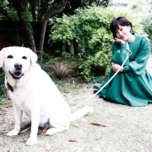 滝川クリステル「愛犬アリスと家族になるまで」