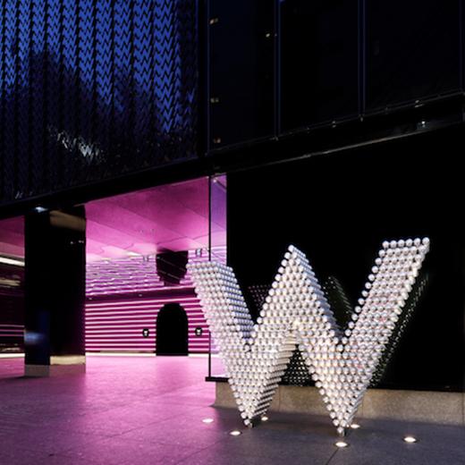 日本初登場! 感性と好奇心を刺激するホテル「W Osaka」がオープン