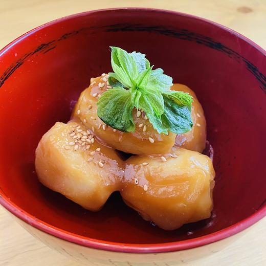 【連載】usagi bon ごはん「じゃがいものゴマ味噌和え」