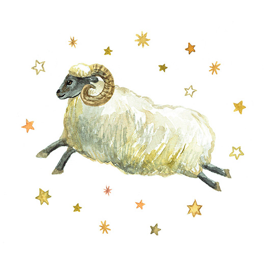 【新連載】猫星ラピスが占う、今月の運勢「牡羊座」