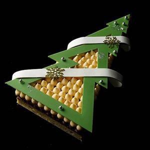 麗しのクリスマスケーキ2019