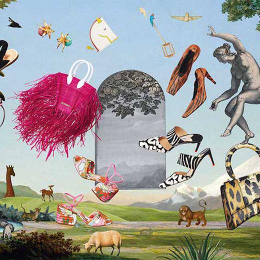 自然界のパワーを味方に。動物モチーフやアニマル柄の小物集