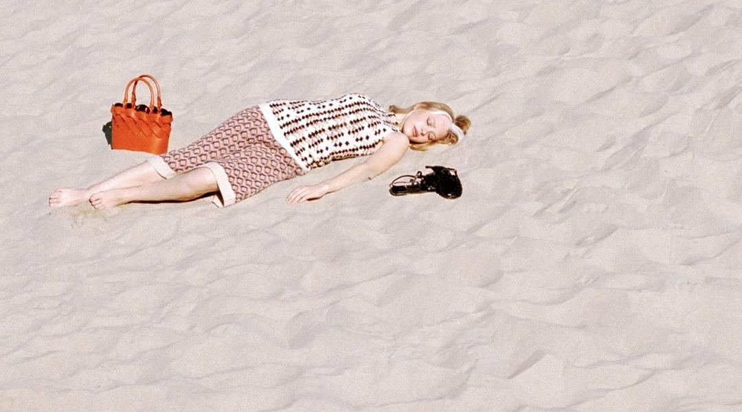 ファッションストーリー<br /> 「プラダと夏の素敵な相性」
