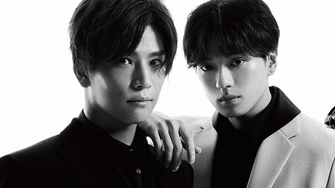 岩田剛典と新田真剣佑の最強コンビが<br /> 1・2月号特別版表紙に登場!