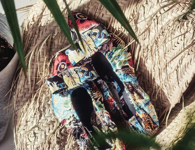 ファッショントピックス<br /> 「常夏の国へ」