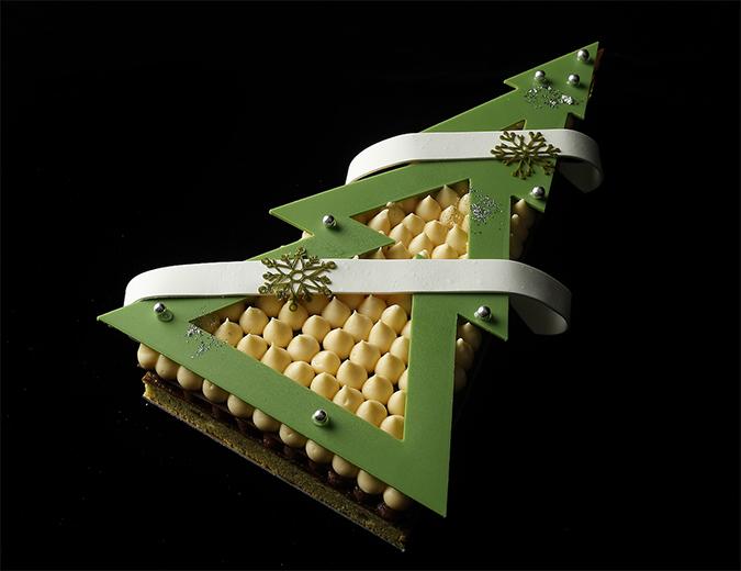ラグジュアリーホテルがおくる、<br /> 麗しのクリスマスケーキ2019