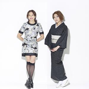 JUJU × 田中杏子「この秋はチェック柄が気になる!」