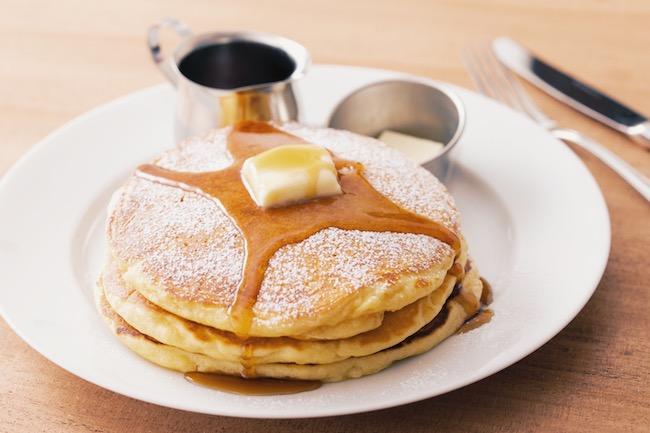 バターミルクパンケーキ ¥1,280