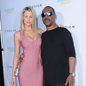 Jenny Mollen, Jason Briggs, Ashley Tisdale, Janet Montgomery, Bria Murphy and other celebrities attend the Los Angeles premiere of 'Amateur Night' held at the ArcLight Hollywood, California.  Pictured: Paige Butcher, Eddie Murphy Ref: SPL1324870  250716   Picture by: AdMedia / Splash News  Splash News and Pictures Los Angeles:	310-821-2666 New York:	212-619-2666 London:	870-934-2666 photodesk@splashnews.com