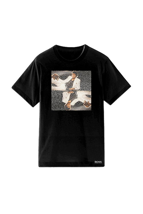 BOSS×MichaelJackson-T-shirt ¥11,000