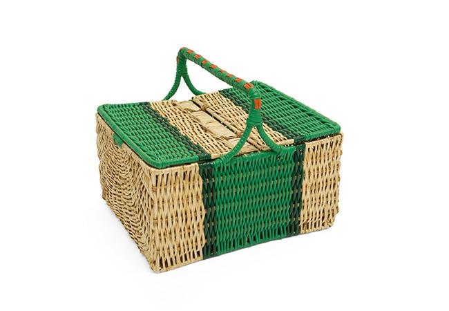 ピクニックバスケット ¥34,000