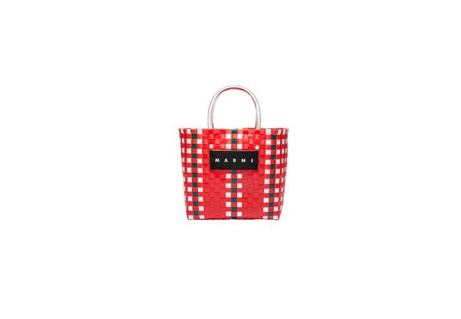 ピクニックバッグ ミニ ¥18,000(9月2日に抽選販売予定)