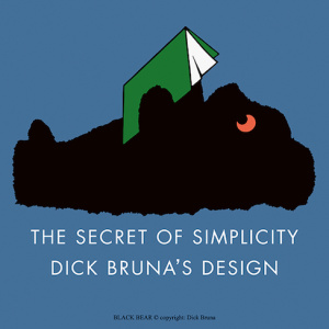 BLACK BEAR © copyright: Dick Bruna