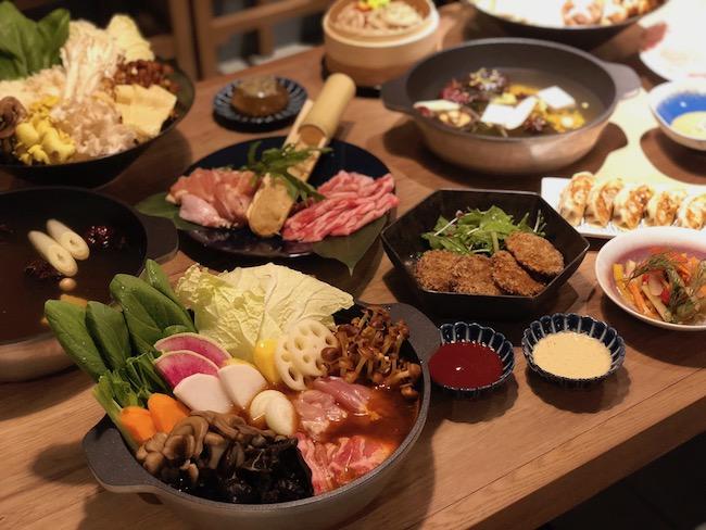 「特製香辛鍋」1人前¥3,500〜(オーダーは2人前から)
