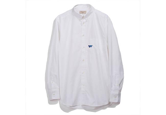 ボタンダウン シャツ ¥30,000